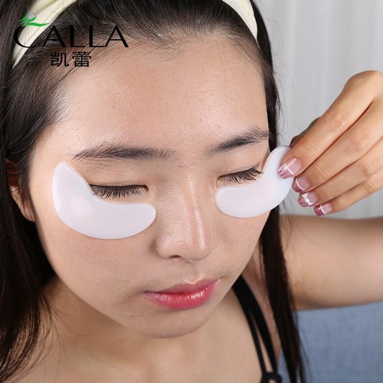 product-Eye Patch Moisture Crystal Collagen Gel Under Eye Mask Removes Dark Circle-Calla-img