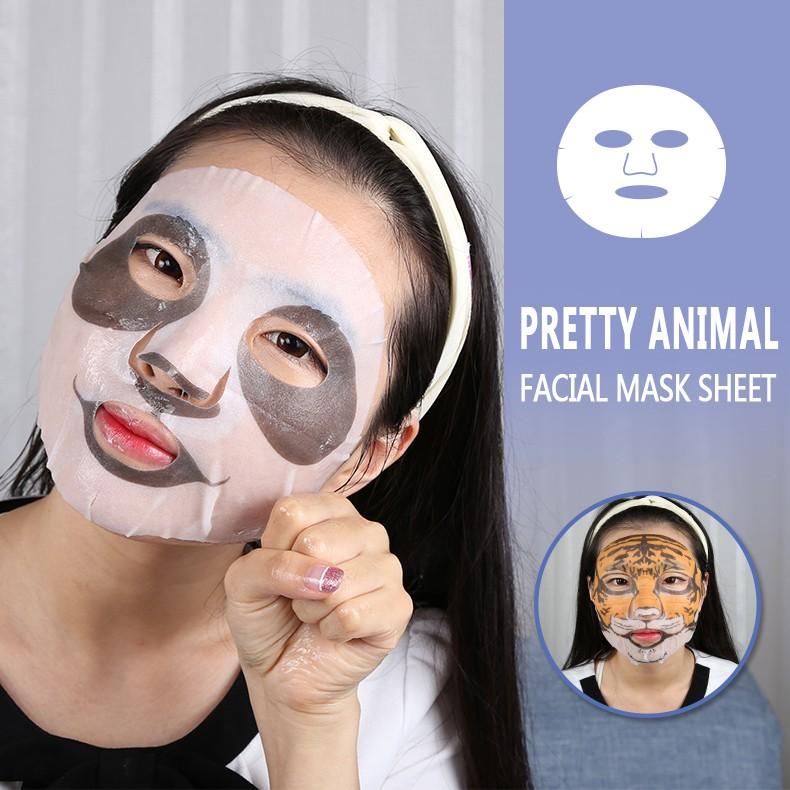 product-Facial Mask Nonwoven Beauty Facial Moisturizing Animal Whitening-Calla-img