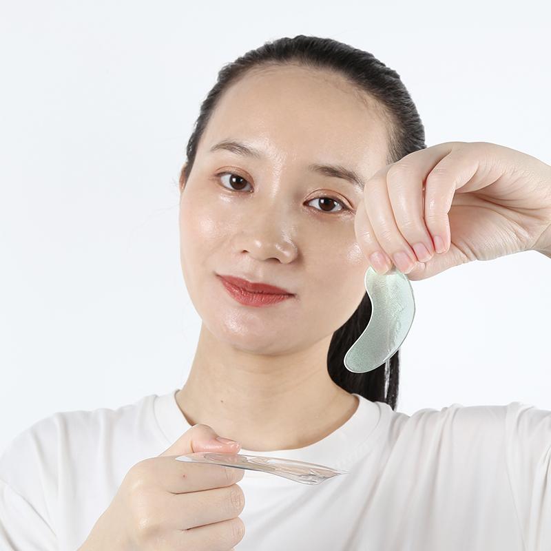 Eye Patch Under Eye Mask Many Color Moisture Crystal Collagen Gel Removes Dark Circle